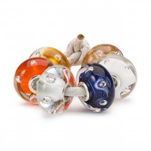 TGLBE-00195 Trollbeads Bubble Joy Kit