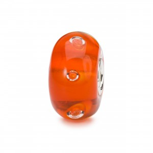 TGLBE-10463 Trollbeads Scarlet Bubble Joy