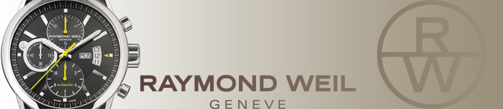 Raymond Weil watches -40%